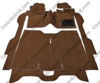 Triumph Dolomite 1850 & Sprint 1972 to 1980 Carpet Set - Blenheim Range